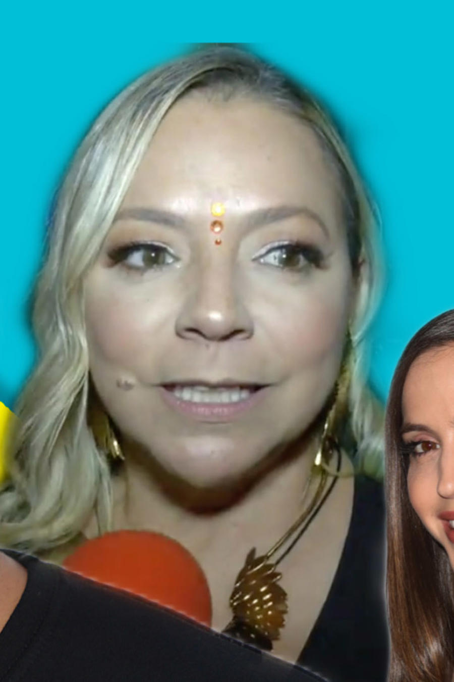 Maluma, Marlli Arias, Natalia Barulich y Angélica Rivera