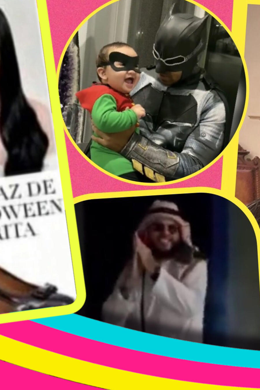 Sarita Sosa, Romeo Santos, Farruko y Mariah Carey
