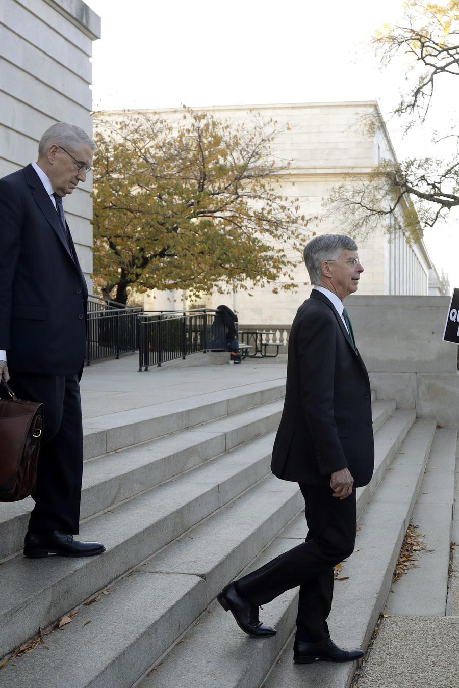 Estos fueron los momentos clave de la primera audiencia pública del juicio político contra Trump