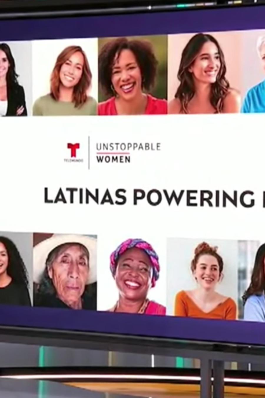 Latinas Powering Forward