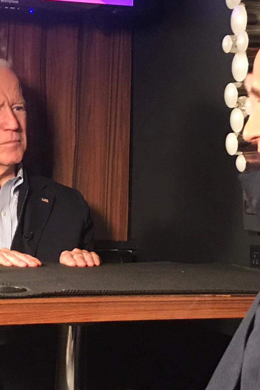 Joe Biden concede entrevista a Noticias Telemundo