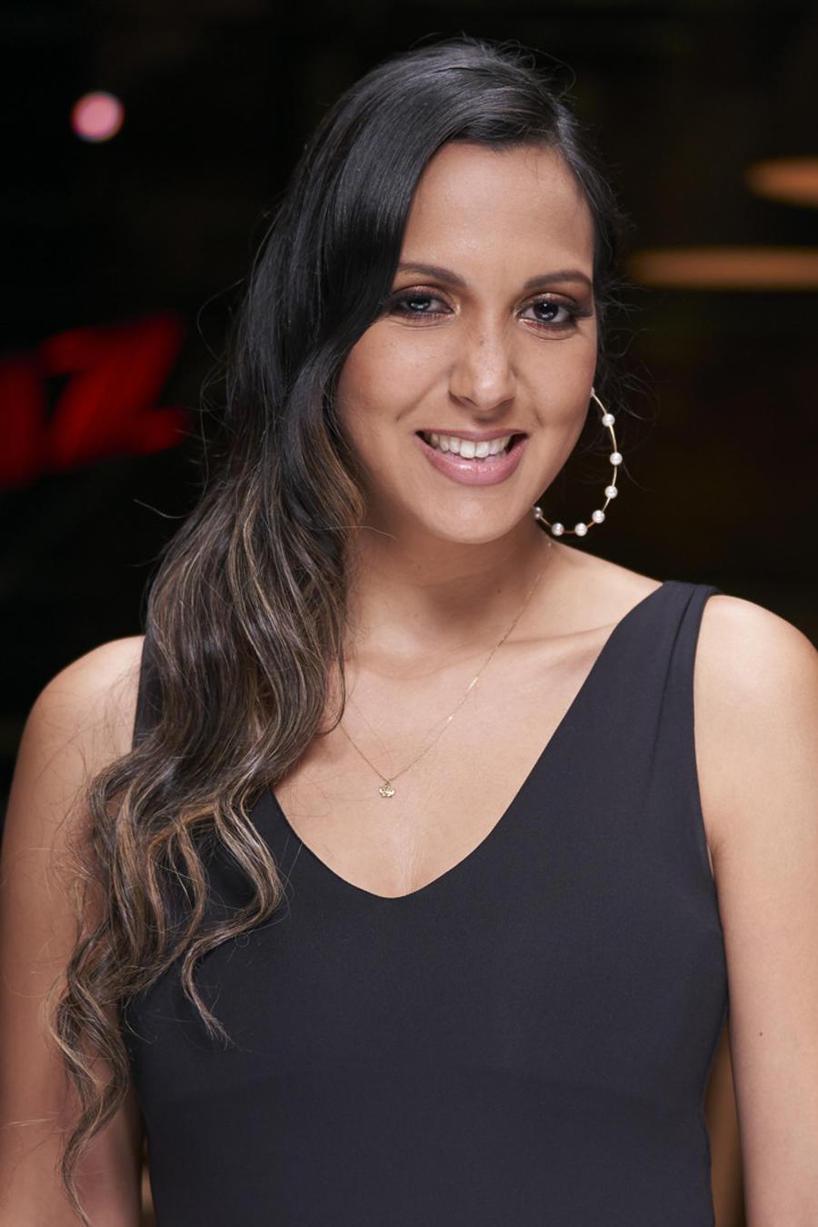 Christine Marcelle, participante del Team Wisin en La Voz US 2