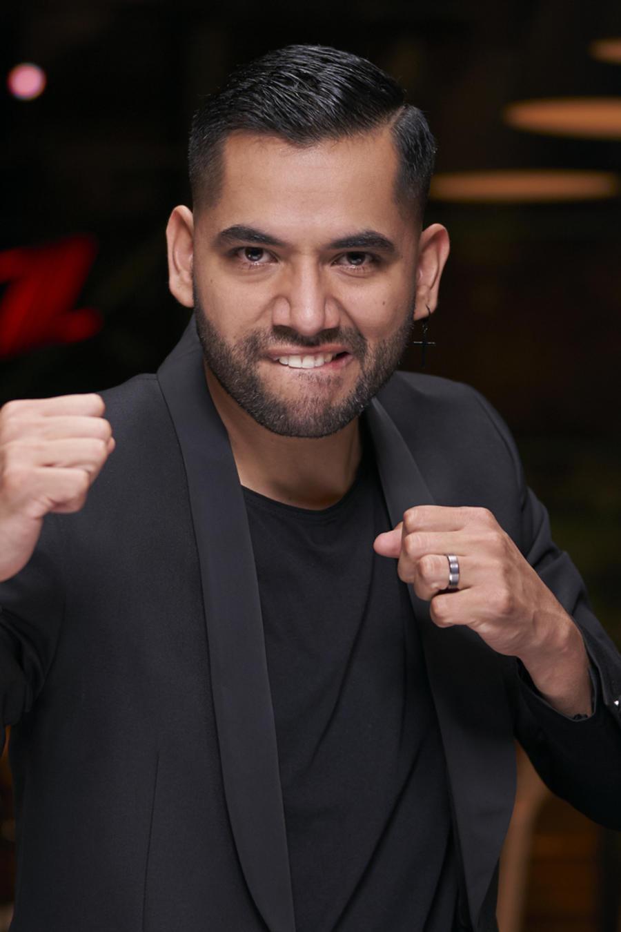 Alonso Garcia, La Voz US 2, Team Vives