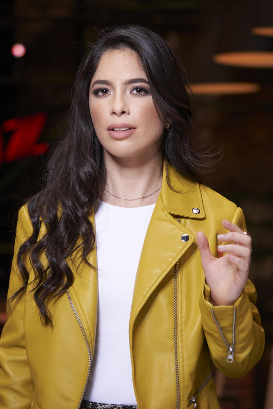 Diana Sofia Chiriboga, La Voz US 2, Team Wisin