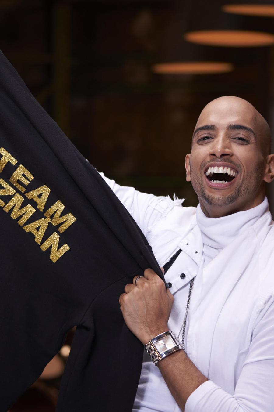Jose Palacio, La Voz US 2, Team Guzmán