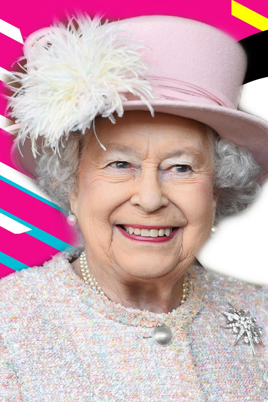 Reina Isabel II