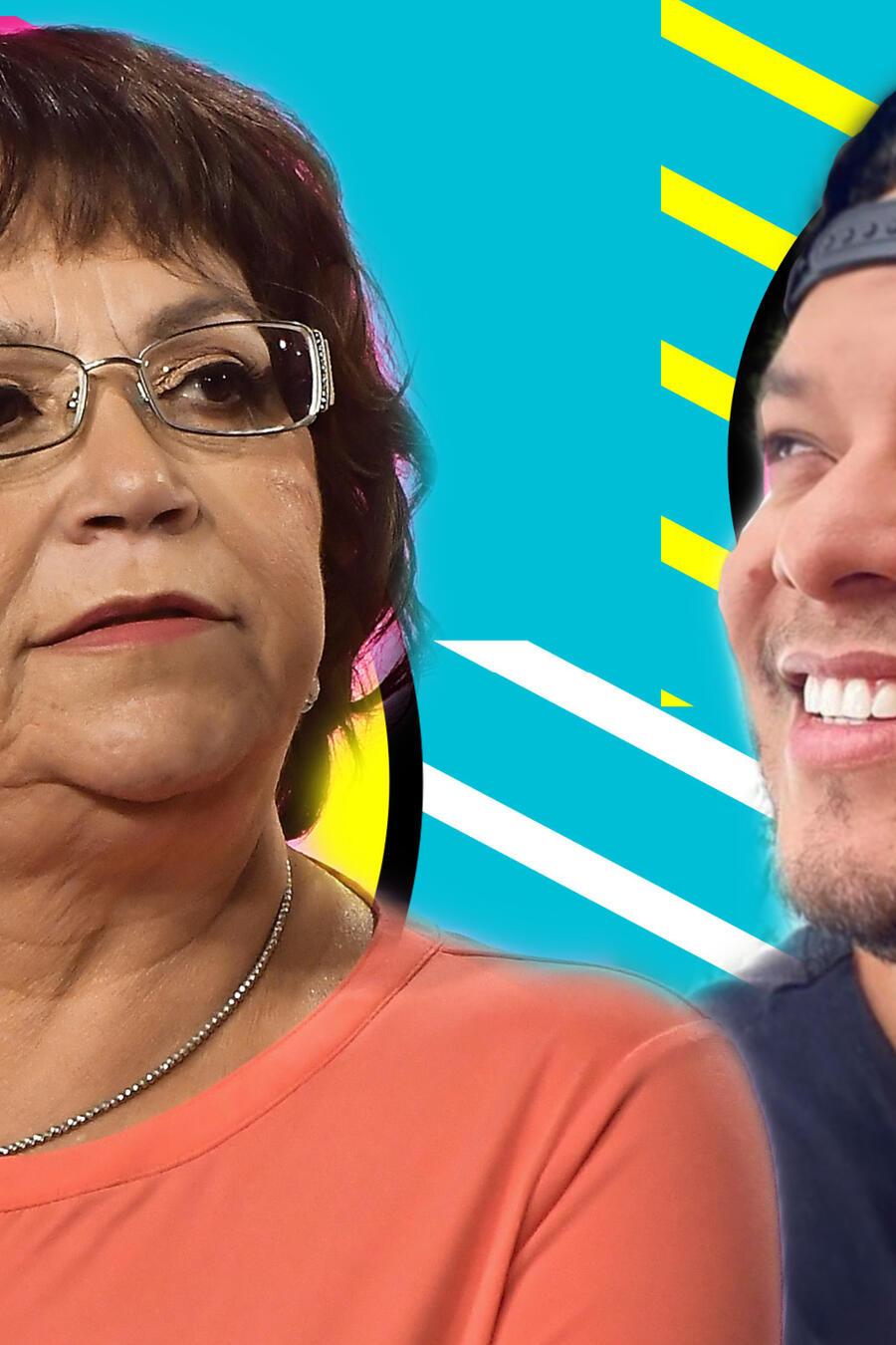 Doña Rosa y Lorenzo Méndez