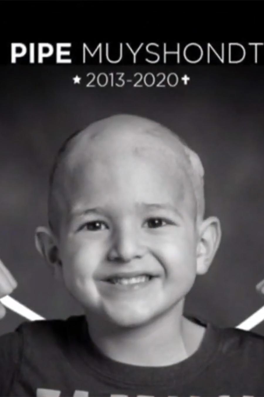 Felipe Andrés Muyshondt, el niño salvadoreño conocido como 'Pipe', perdió la batalla contra el cáncer en el Hospital de Houston.