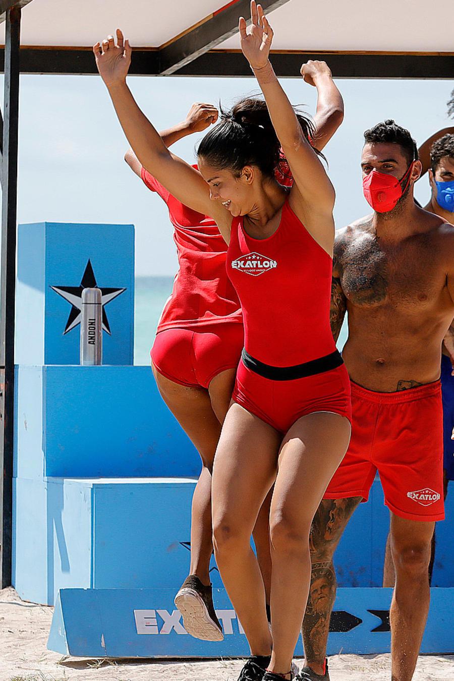 Olimpia y Famosos celebran victoria