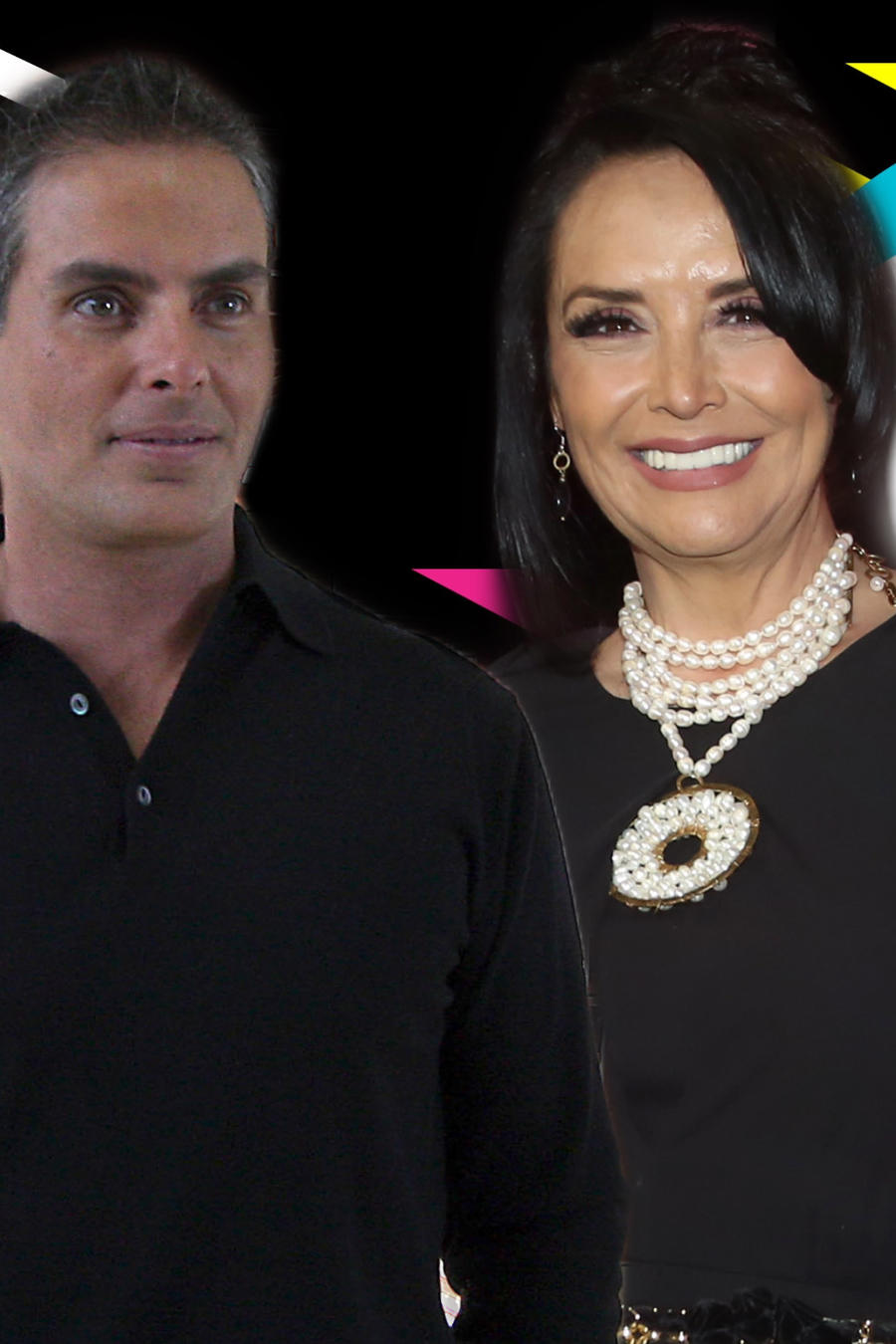 Xavier Ortiz y Mayra Rojas