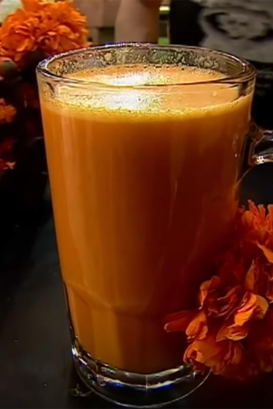 El pulque, una bebida fermentada tradicional de México, cuyo origen es prehispánico.