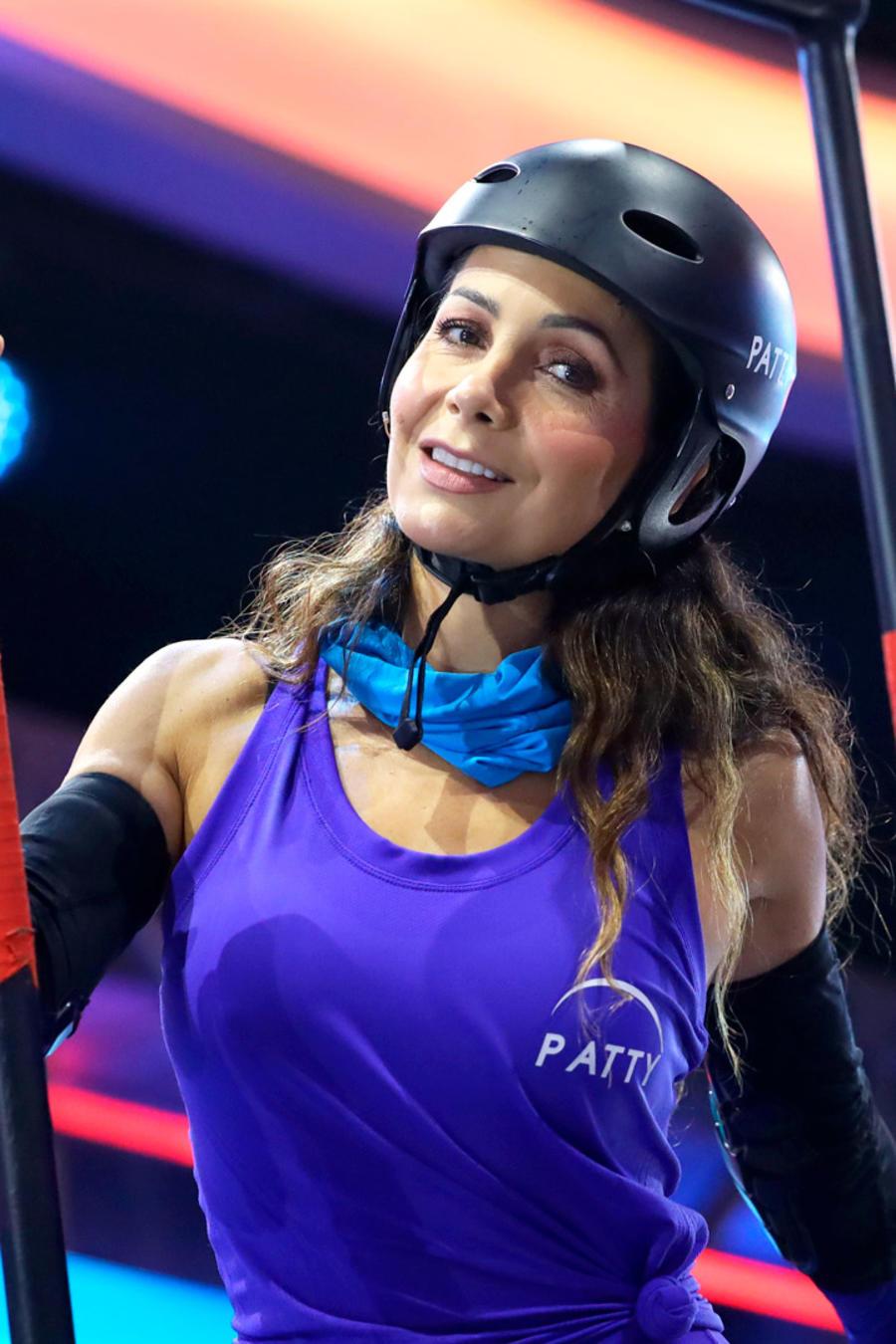 Patty Manterola explica la razón de su buena puntería, El Domo del Dinero