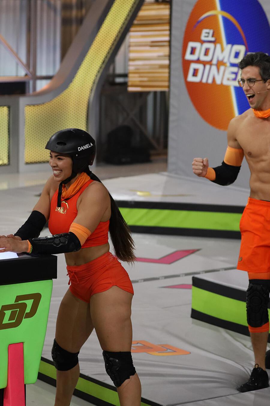 Daniela venció a Erika en el Circuito Final, El Domo del Dinero