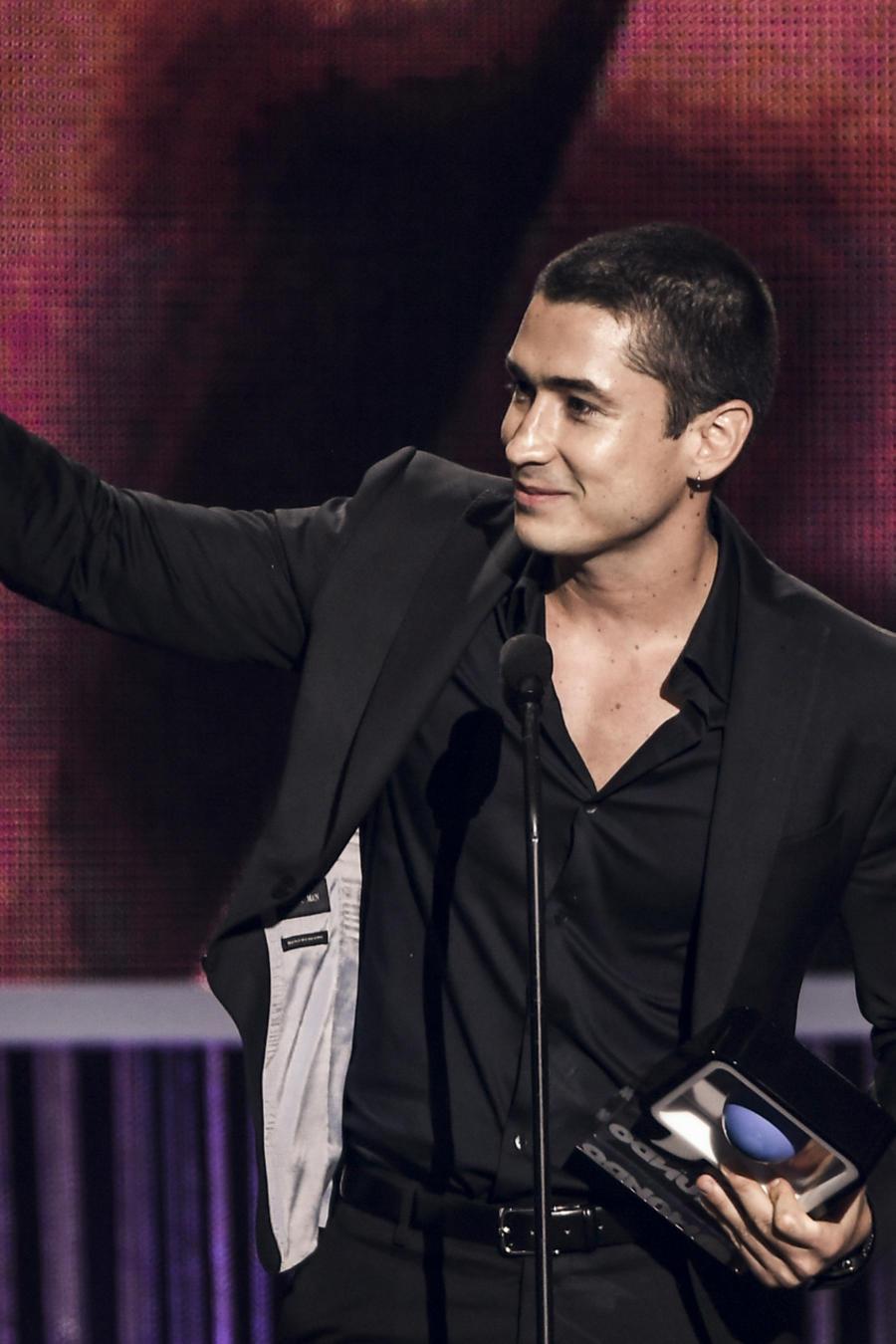 Juan Pablo Urrego  - Actor Favorito