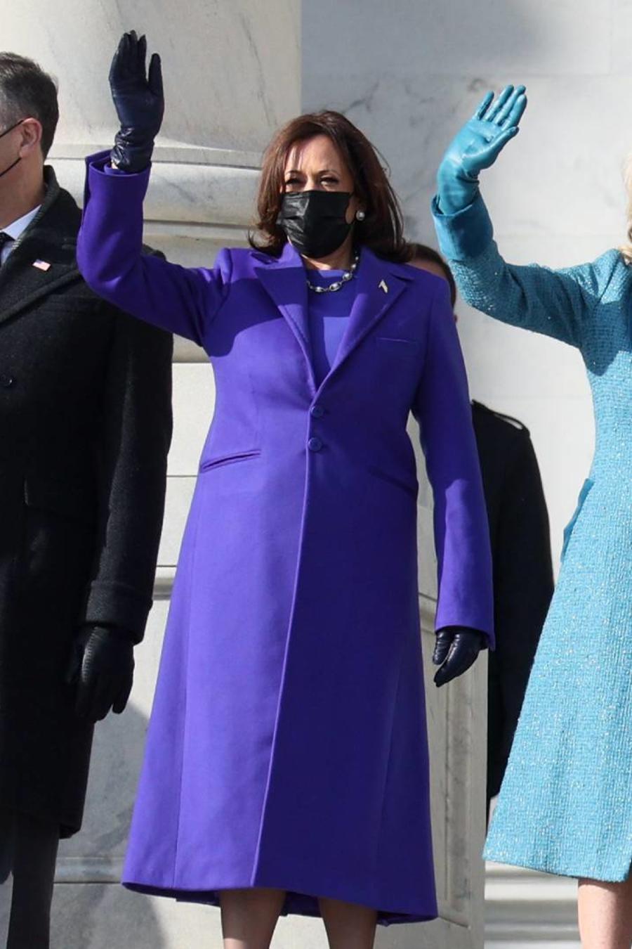 Kamala Harris y Jill Biden