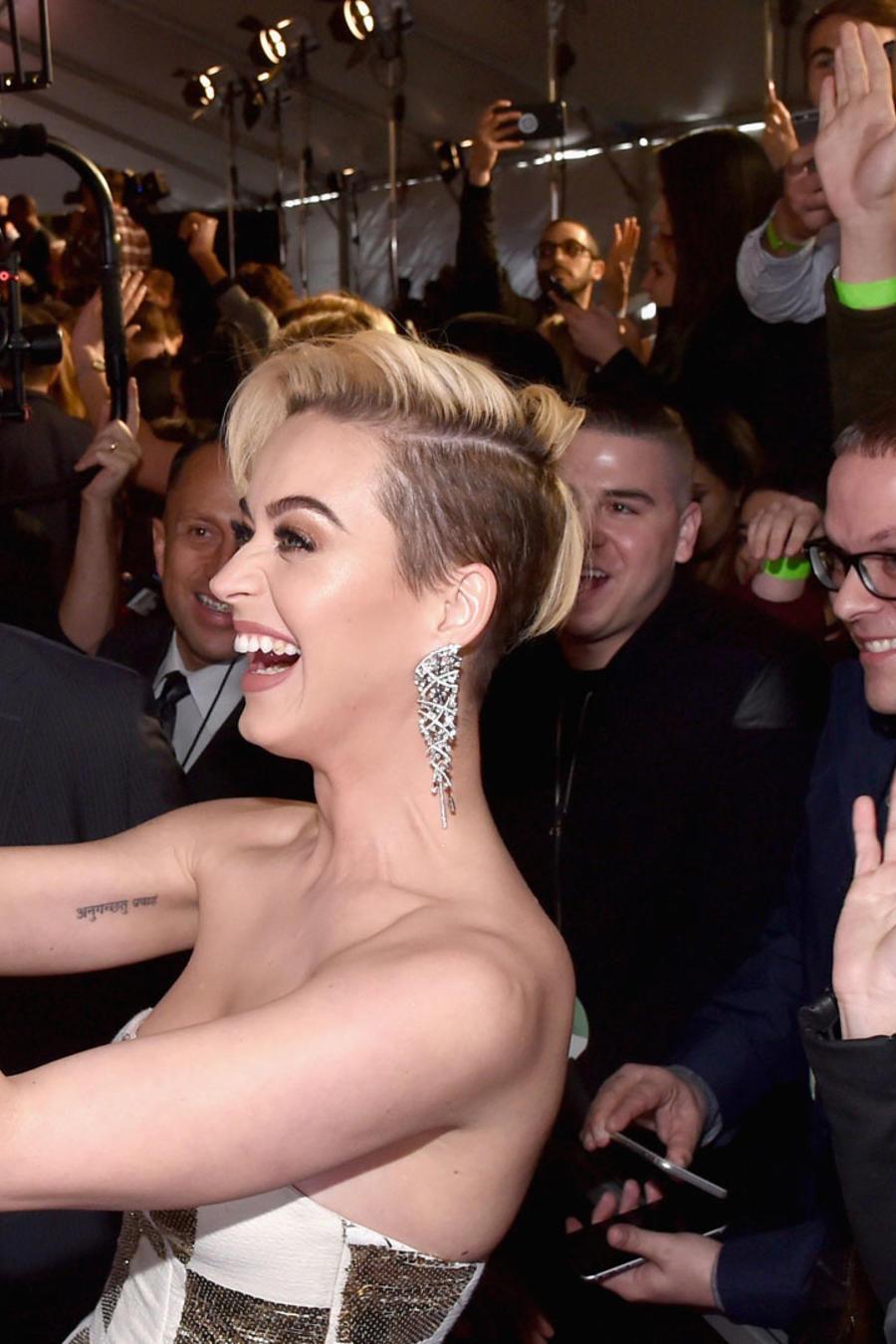 Katy Perry en los iHeart Music Awards 2017