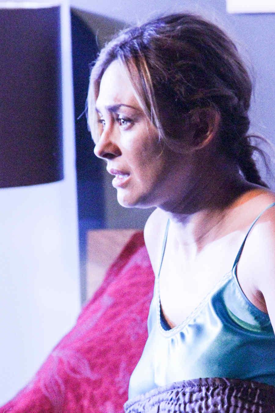 Aracely Arámbula, Lucía Durán sueña con su sobrina Victoria en Los Miserables