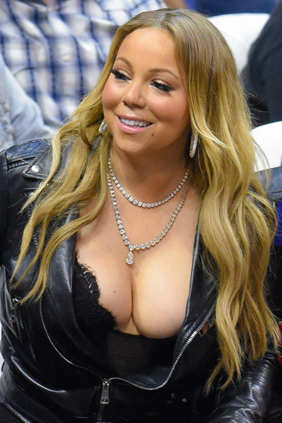 Mariah Carey y Bryan Tanaka