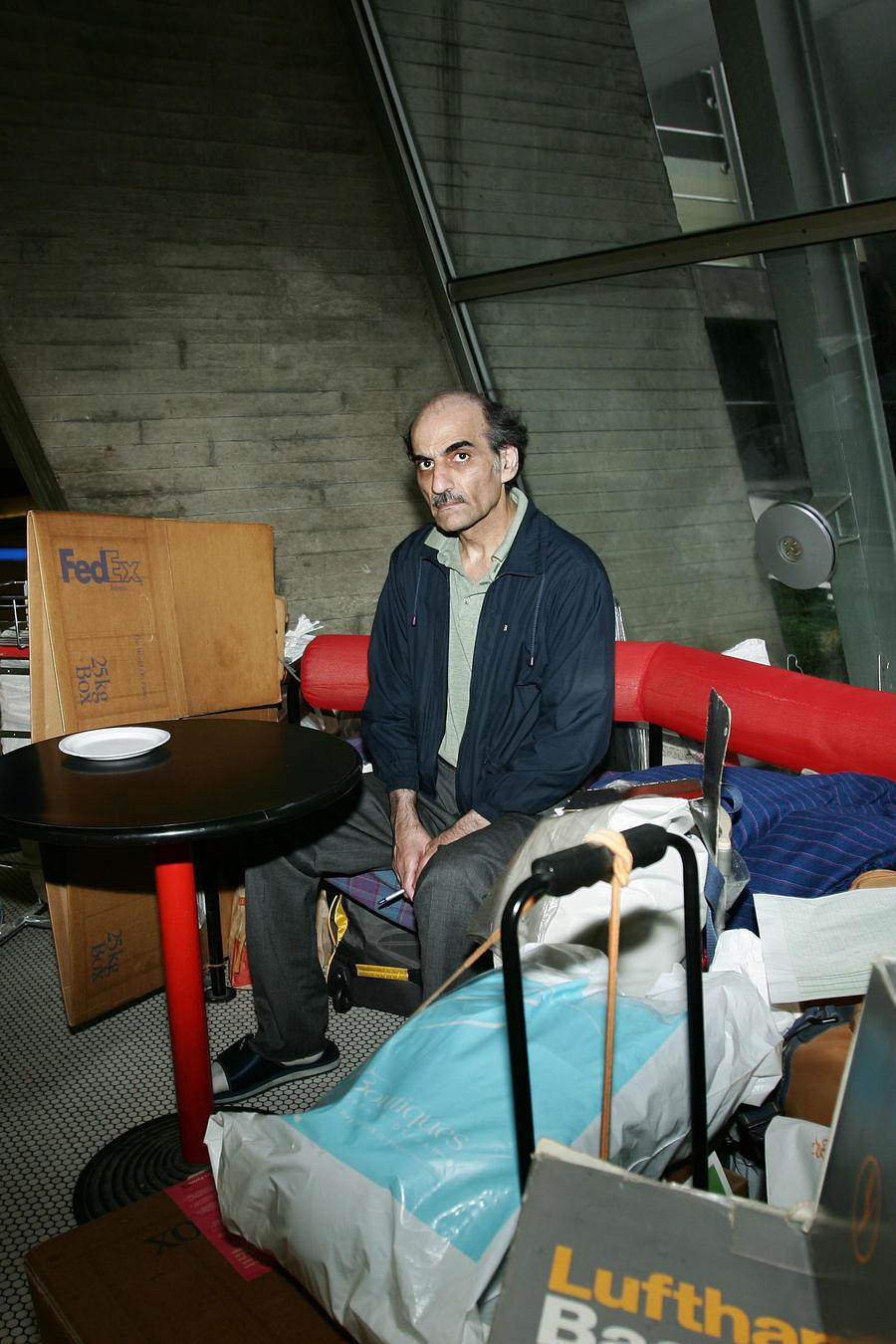 Alfred Mehran (Mehran Karimi Nasseri), de 59 años