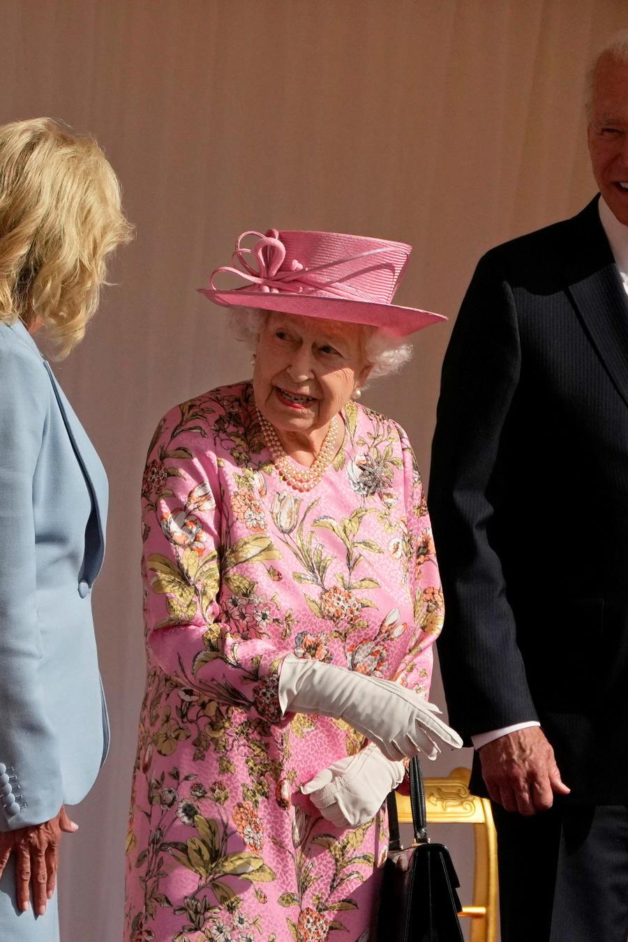Reina Isabel de Inglaterra II.