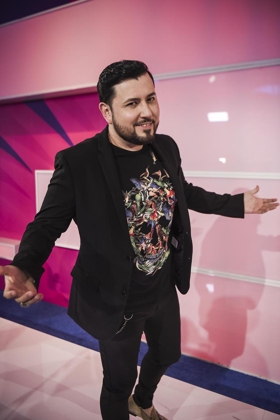 Roberto Tapia.