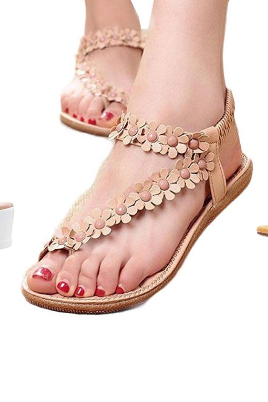 Sandalias que no querrás quitarte en todo el verano