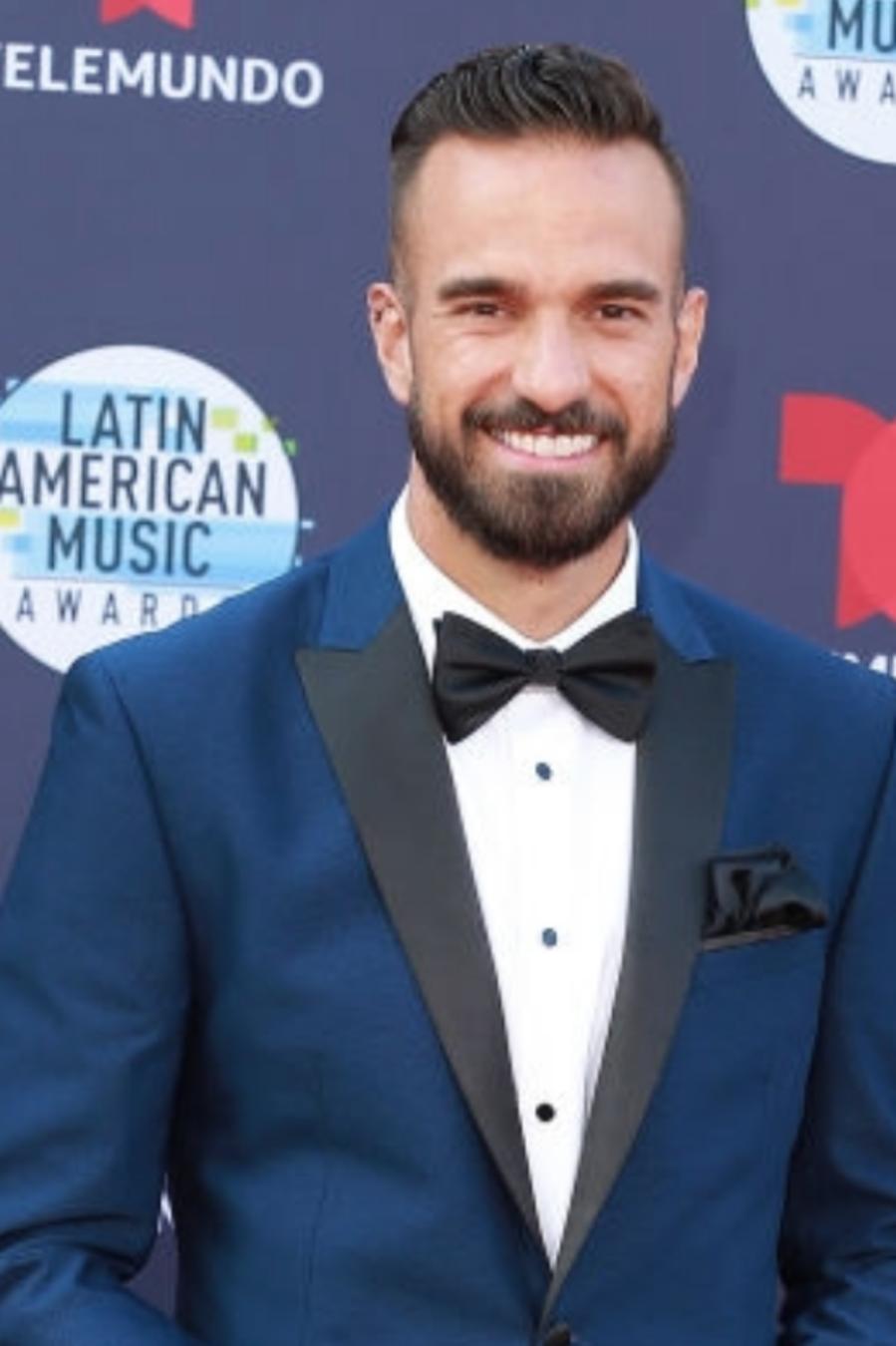 Erasmo Provenza Latin American Music Awards 2018
