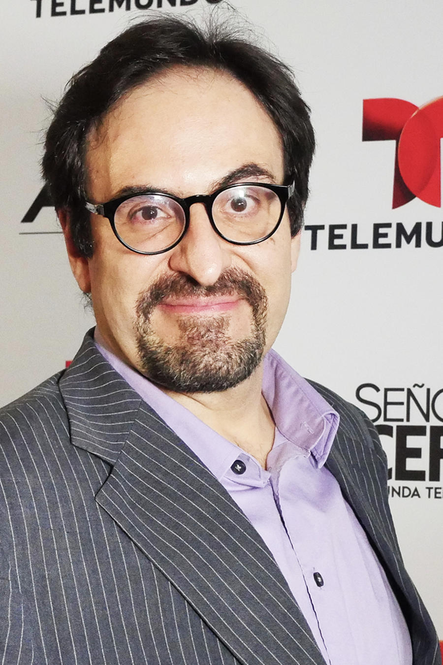 Alejandro Calva, Miguel Quintanilla, alfombra roja, Señora Acero 2