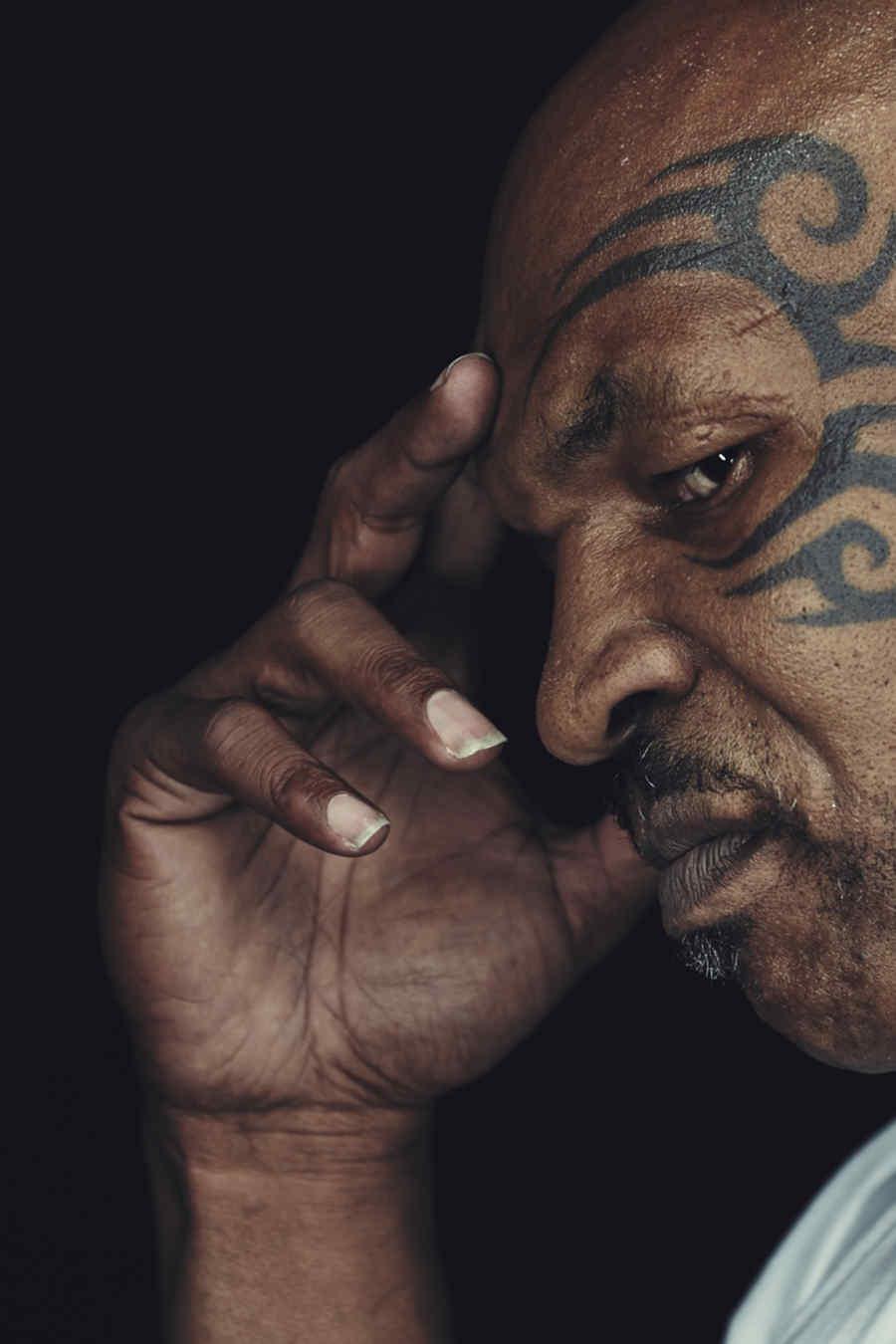 Mike Tyson fue abusado a los 7 años