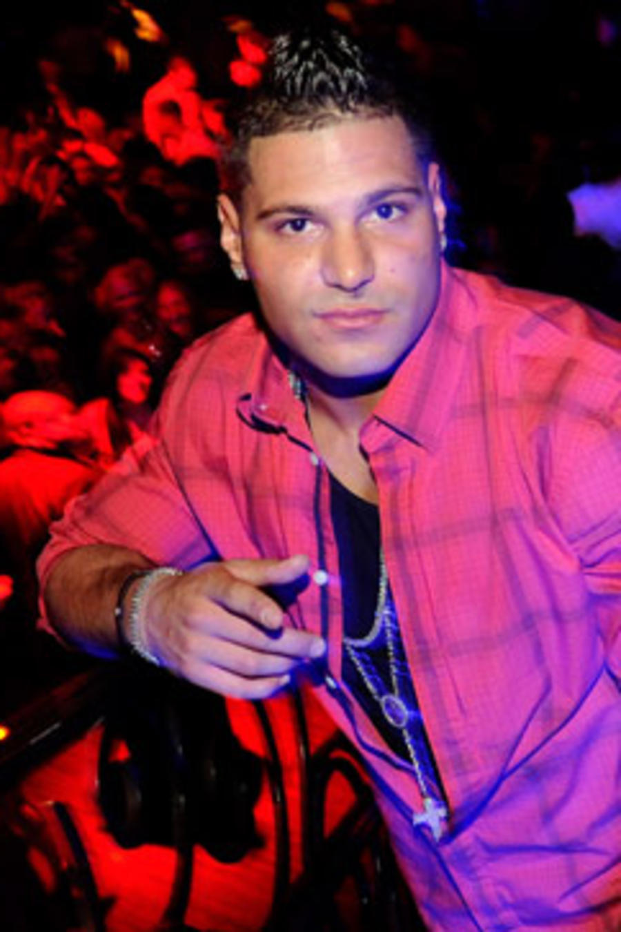'Jersey Shore' Star Ronnie Ortiz-Magro Pleads Not Guilty to Domestic Violence