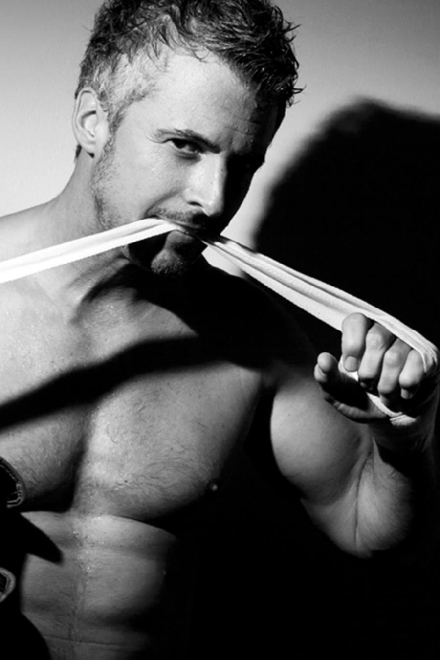 Diego Soldano, sexy, boxeo, Club de novelas