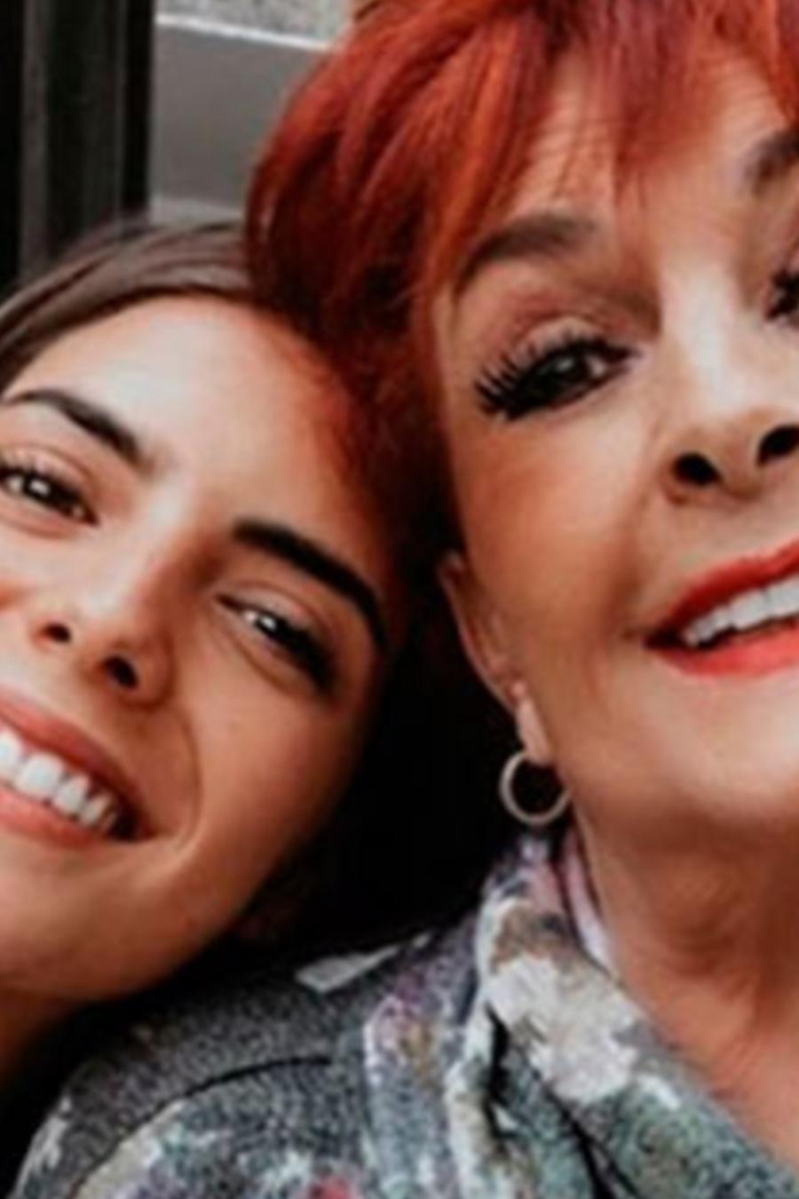 Talina Fernández y María Levy