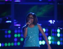 """Priscilla audicionó con la canción """"Rather Be"""" de Clean Bandit."""