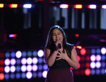 """Rocio cantó """"Quizás"""" de Milly Quezada."""