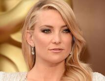 Hudson llevó una mirada sensual durante los Oscars del 2014.