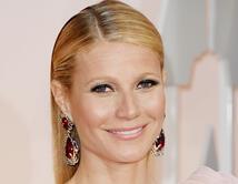 Gwyneth Paltrow vive una vida tan natural como su look de maquillaje.