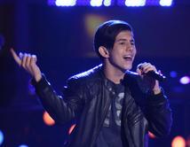 Cantó 'Bailando' de Enrique Iglesias