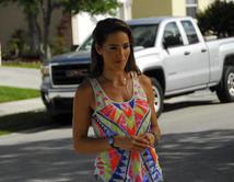 ¿Cuál es el mejor look de Andrea Minski en SOS Salva Mi Casa?