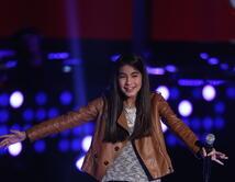"""Ailyn audicionó con el tema """"Como yo, nadie te ha amado"""" de Yuridia."""