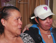 Sorprendimos a una familia que estaba a punto de ser desalojada y le pagamos 6 meses de renta.
