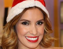 Carta de Carmen Salinas a Santa Claus.