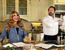 Angélica y Raúl se convierten en Sofía Vergara y Joe Manganiello en una parodia sobre los preparativos de su boda