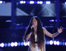 "Antonella cantó ""Brave"" de Sara Bareilles."