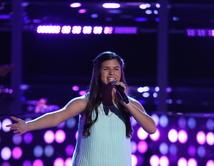 """Laura cantó """"La Bilirrubina"""" de Juan Luis Guerra."""
