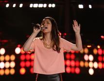 """Rossany audicionó con la canción """"Ya Te Olvidé"""" de Yuridia."""