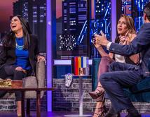 La actriz venezolana cuenta de todo