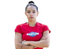 27 años, campeona de Racquetbal, medallista de bronce y oro en Juegos centroamericanos.