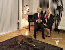 """Regresa """"Los TRUMPudos"""" el reality de la Familia Trump al mejor estilo de Angélica y Raúl cómo Ivanka y Donald Trump."""
