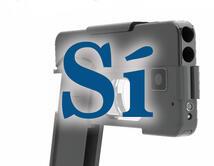 En manos de agentes del orden, estas pistolas podrían reducir temores y tensiones, especialmente en niños
