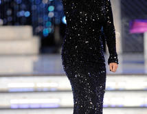 Kris Jenner is introduced as a judge during the 2012 Miss America Pageant